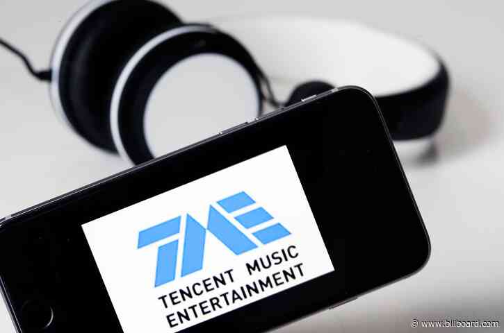 Tencent Music Shakes Up Leadership With New CEO