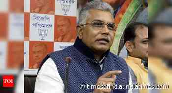 EC bans BJP Bengal chief Dilip Ghosh from campaigning for 24 hours