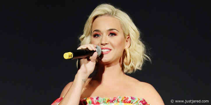Katy Perry Goes Off on Social Media, Calls It 'Trash'