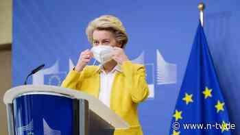 """EU-Diplomaten empört: Von der Leyen begeht """"schweren Fauxpas"""""""