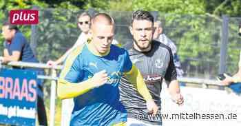 Fußball Dillenburg Weyer holt Leon Kissel aus Braunfels - Mittelhessen