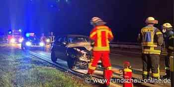 Engelskirchen: Fahrer verliert nach Wildunfall Kontrolle über sein Auto - Kölnische Rundschau