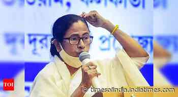 Hold remaining 4 phases of Bengal elections in one go, Mamata tells EC