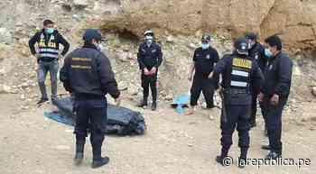 Cajamarca: hallan cadáver de una mujer en río Llaucano de Bambamarca - LaRepública.pe