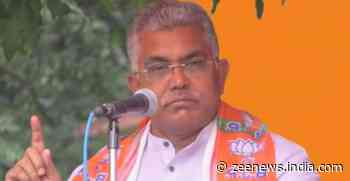Election Commission cracks whip on 2 BJP leaders, puts 24-hour campaign ban on Dilip Ghosh