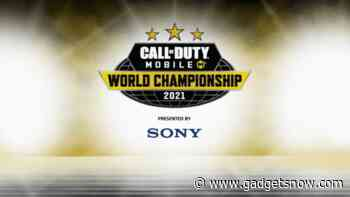 Call of Duty Mobile World Championship with a prize pool of $2 million announced