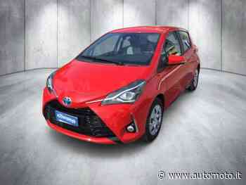 Vendo Toyota Yaris 1.5 Hybrid 5 porte Active usata a Olgiate Olona, Varese (codice 8865349) - Automoto.it - Automoto.it