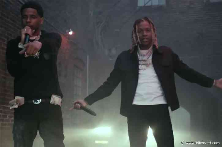 Pooh Shiesty Makes Late Night Debut, Recruits Lil Durk For 'Back In Blood' Performance: Watch