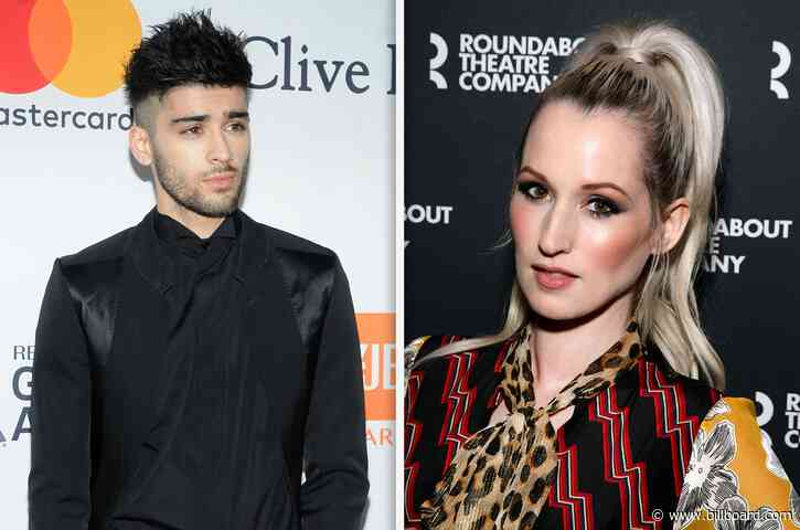 Zayn and Ingrid Michaelson's 'To Begin Again' Finds Bright Hope on the Horizon: Watch New Video