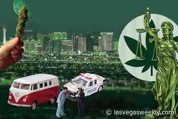 It's 420 Week! The latest on Las Vegas cannabis lounges, marijuana DUI laws and more