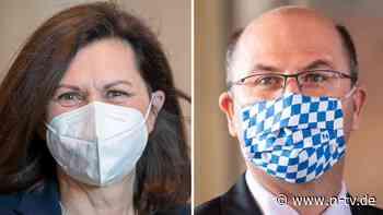 München spielt die M-Frage durch: Aigner? Füracker? CSU sucht Söders Erben