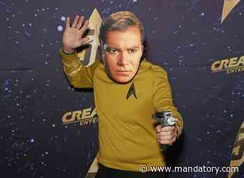 William Shatner to Be First Immortal Man Uploaded Digitally (12 Others Who Should Probably Go Ahead of Him) - Mandatory