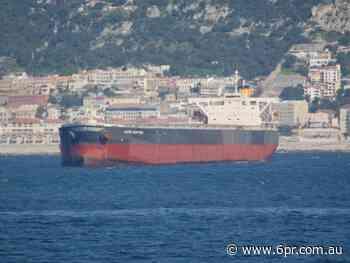 Health Department fears possible second case on bulk carrier off Karratha - 6PR