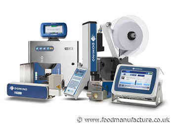 Product code inspection system developed by Domino Printing Sciences