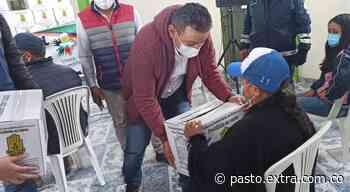 En Guachucal y El Peñol entregaron ayuda humanitaria a familias afectadas por lluvias - Extra Pasto