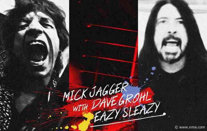 Mick Jagger to sell 'Easy Sleazy' NFT to raise funds for independent venues