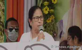 Mamata Banerjee urges EC to hold elections for remaining phases at one go citing COVID surge