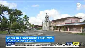 Reacciones por detención de sacerdote en Gualaca - TVN Panamá