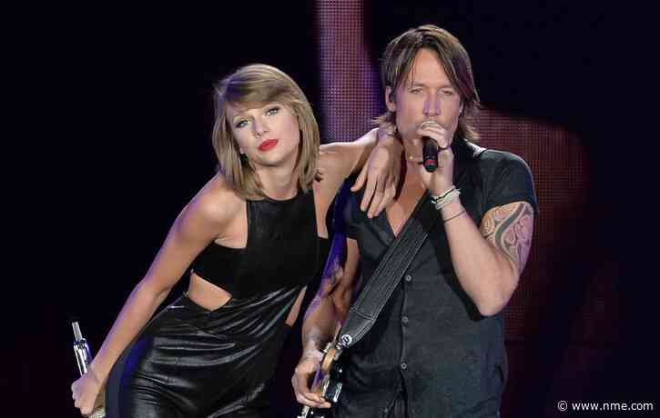 Keith Urban says he was Christmas shopping when Taylor Swift enlisted him for 'Fearless (Taylor's Version)'