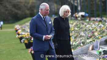 Abschied von Prinz Philip: Royals müssen bei Trauerfeier Masken tragen