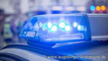 36-Jähriger gerät mit seinem Opel auf die Gegenfahrbahn - Augsburger Allgemeine