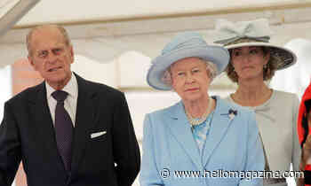 Meet Prince Philip's close friend Countess Mountbatten of Burma who will be attending the funeral