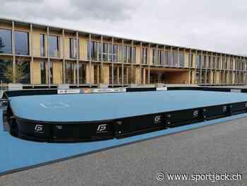 Rheintal Gators mit neuem Floorball-Feld - sportjack.ch
