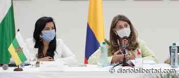 Vicepresidenta pide evitar feminicidio en Acacías, Meta - Diario La Libertad