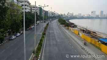 FOTO: Tekan Angka Corona, Mumbai Berlakukan Pembatasan Ketat - Liputan6.com