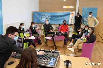 Eure. À Gaillon : six heures de radio en direct animées par les élèves du Lycée André-Malraux - actu.fr