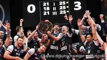 3:0 in Friedrichshafen: Berlin im Eiltempo wieder Volleyballmeister