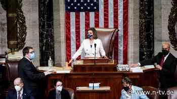 Vergrößerung des Supreme Court: US-Demokraten legen Änderungspläne vor