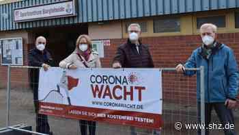 Coronavirus in Stormarn : TSV Bargteheide Sporttreff jetzt Corona-Schnelltest-Station | shz.de - shz.de