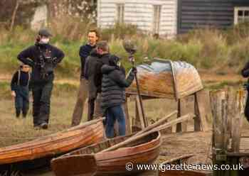 Tom Hiddleston spotted filming for The Essex Serpent in Brightlingsea - Gazette