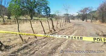 Encuentran cuerpo sin vida de una mujer en Pasaquina, La Unión - Solo Noticias