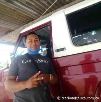 Hombre de 21 años de edad fue ultimado en Piendamó Cauca - Diario del Cauca
