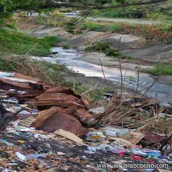 Vecinos de Naguanagua exigen mantenimiento y dragado del Cabriales por llegada de las lluvias - El Carabobeño
