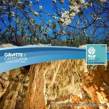 Le Grotte di Castellana per l'Earth Day - ViviCastellanaGrotte