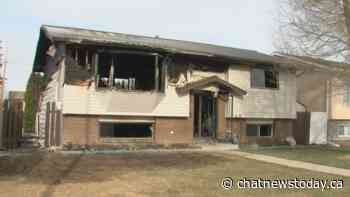 Redcliff Mountie helps rescue elderly man from burning house - CHAT News Today