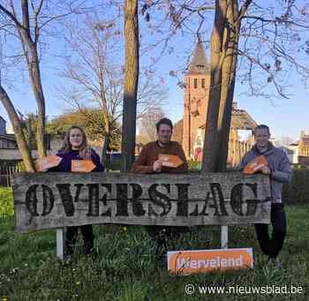Wandel pop-up doorheen Overslag (Wachtebeke) - Het Nieuwsblad