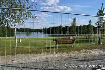 Kostet Baden am Honisch Beach in Niedernberg künftig Eintritt? - Main-Echo