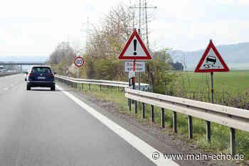 Niedernberg-Großwallstadt: Straßenschäden auf frisch sanierter B 469 - Main-Echo