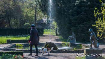 Der Schlosspark wird 250 Jahre alt: Ein Paradies mitten in Donzdorf - SWP