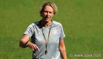 """Frauenfußball - Bundestrainerin Martina Voss-Tecklenburg: """"Wir wollen Löhne, die gerechtfertigt sind"""" - SPOX.com"""