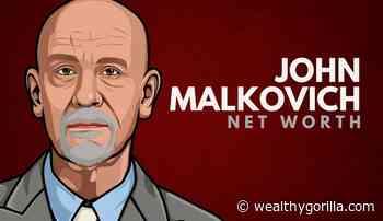 John Malkovich's Net Worth (Updated 2021) - Wealthy Gorilla