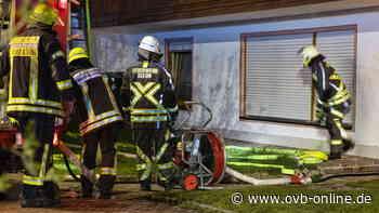 Seeon-Seebruck: Mann stirbt bei Feuer in Mehrfamilienhaus in Truchtlaching - ovb-online.de