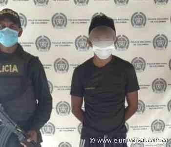 En San Onofre caen tres personas en flagrancia por fuga de presos - El Universal - Colombia
