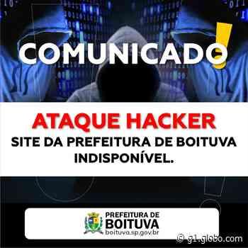 Site da Prefeitura de Boituva volta a funcionar após ser alvo de ataque hacker - G1