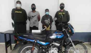 Capturan a presuntos homicidas de joven en Juan de Acosta - Caracol Radio