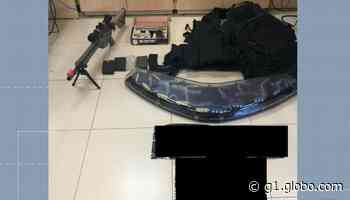 PF fecha empresas clandestinas de segurança privada em Terra Roxa e Marechal Cândido Rondon - G1